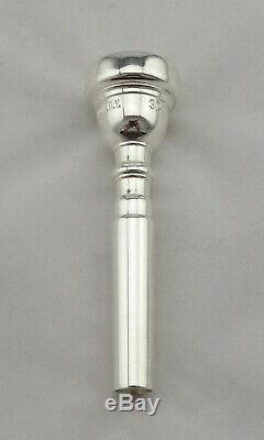 Vincent Bach Mt Vernon Ny 3c Original Des Années 60 Professionnel Embouchure De Trompette