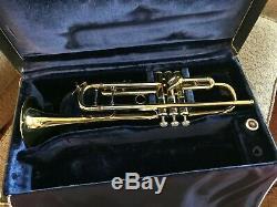 Vincent Bach Stradivarius Modèle 72 ML Trumpet