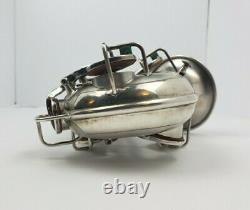 Vintage C. G. Conn Curved Soprano Sax Super Clean Museum Qualité High Pitch 1913