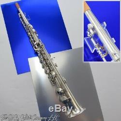 Vintage H. N. Blanc Roi C Soprano Saxophone Rare