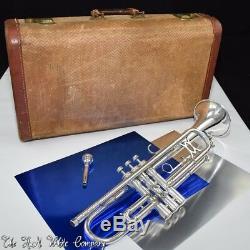 Vintage King Hn White Silversonic Liberty Trompette Meilleur Usage