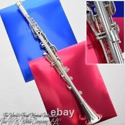 Vintage Silver King Clarinet Sterling Argent Bell Super Cool