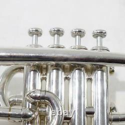 Yamaha Modèle Ytr-9810 Professional Piccolo Trumpet Sn 301036 Très Nice