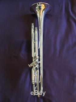 Yamaha Pro Trompette. Ytr 734 Schilke Conçu. Pratiquement Etat Neuf