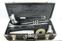 Yamaha Xeno Pro Ytr8335g D'or De Bell Trompette Ytr 8335 Horn Professionnel Belle