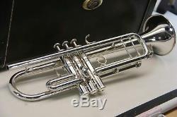 Yamaha Xeno Pro Ytr8345 Trompette Ytr 8345 Horn Professionnel Excellent État