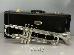 Yamaha Xeno Ytr-8335 Plaqué Argent Professionnel Trompette W Cas Japon