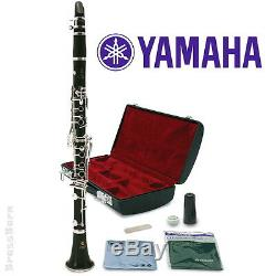 Yamaha Ycl-650 Bb Clarinette Argent Clétage