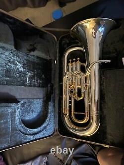 Yamaha Yep-842s Custom Pro Euphonium