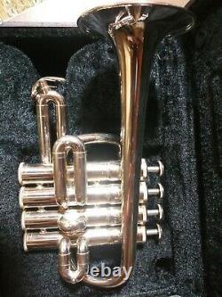 Yamaha Ytr-6810s 4 Valve Bb / A Piccolo Trompette De 1 995 $ Ou Meilleure Offre