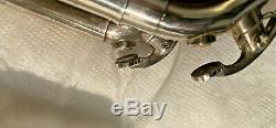 Yamaha Ytr-736 Argent Plaqué Professional Trompette