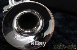 Yamaha Ytr-737 Schilke Trompette Supervisée Avec Étui Rigide Occasion