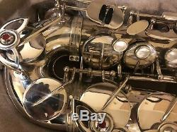 Yanagisawa Saxophone Alto A900u (plaqué Argent) Professionnel