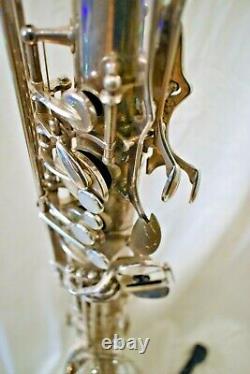 Yanagisawa T900s Tenor Saxophone Argent Plaqué